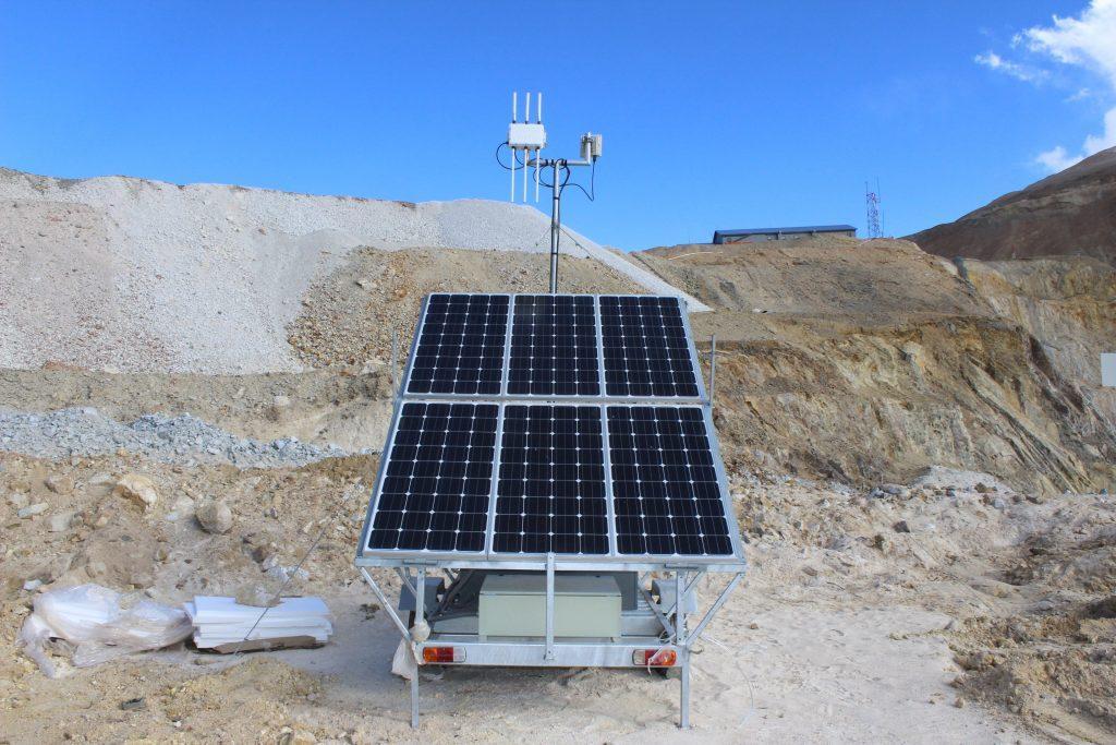 Carro Solar Enlaces